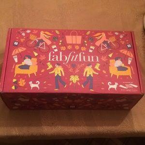 Unopened! BRAND NEW Fall FabFitFun box